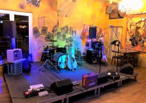 Tonaufnahme.ch - excellent live sound - Andy Martin & Band, Dukes, Sihlbrugg