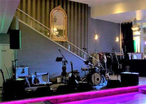 Tonaufnahme.ch - excellent live sound - Andy Martin & Band, Grace Restaurant & Lounge, Basel