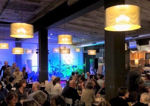 Tonaufnahme.ch - excellent live sound - Earl Grey & the Teacups, Restaurant Dreigänger, Liebefeld-Köniz