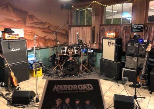 Tonaufnahme.ch - excellent live sound - HARDROAD, Rock Café, Bern