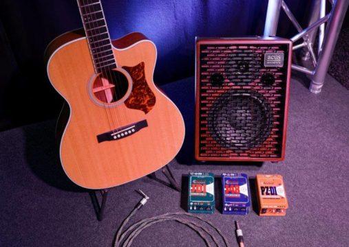 Tonaufnahme.ch - Instrumente - akustische Gitarre - ac. Guitar - DI BOX-Auswahl Radial JDI, J48, PZ-DI - Welche DI-Box passt?