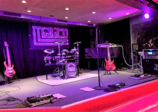 Tonaufnahme.ch - excellent live sound - MALICO, Mahogany Hall, Bern