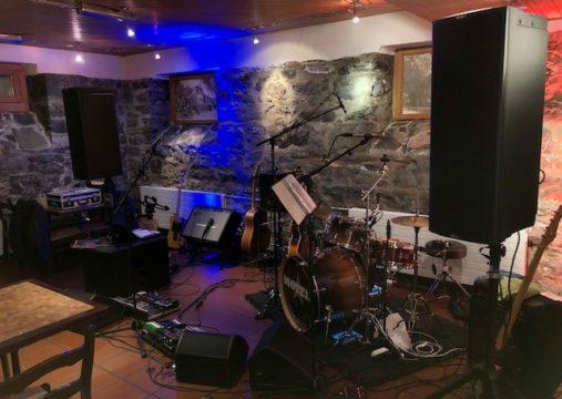 Tonaufnahme.ch - excellent live sound - MOTEL7, Restaurant Rebleuten, Oberhofen