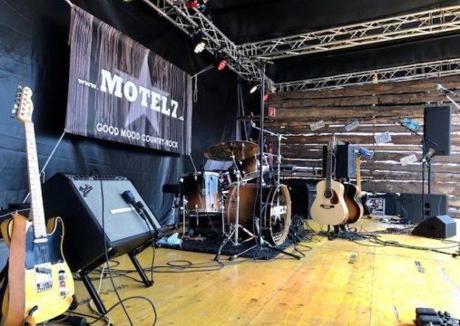 Tonaufnahme.ch - excellent live sound - MOTEL7, Western City Malans, Openair