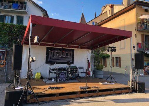 Tonaufnahme.ch - excellent live sound - Malico, Lutry, Openair