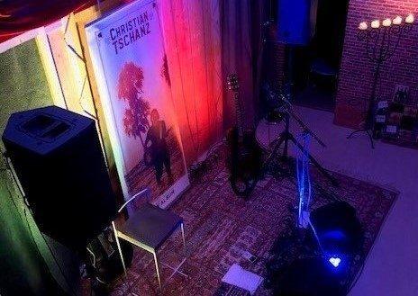 Tonaufnahme.ch - Rock'n'Wine, Christian Tschanz, Zytglogge Theater, Bern