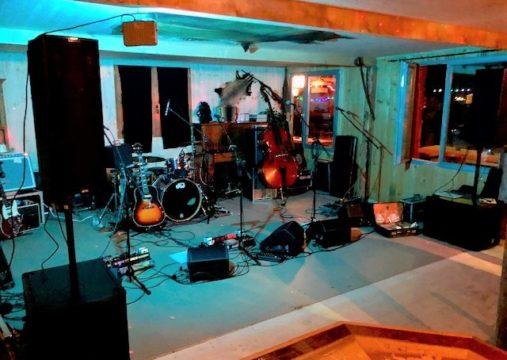 Tonaufnahme.ch - excellent live sound - TACO the Band, Benis Backroad Beiz, Sils